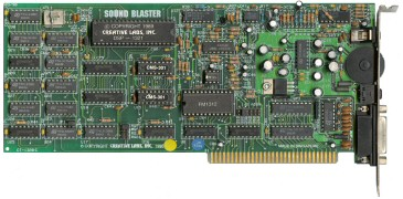 Sound Blaster 1.5 with CMS chips